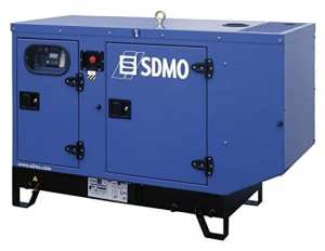 XP de k16h Alize Groupe électrogène Diesel generadores de courant 230/400V 15kVA