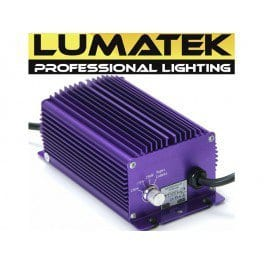 Ballast électronique Lumatek 250W + SWITCH SUPERLUMENS