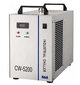 Boshi Instrument électronique ® Cw-5200industriel refroidisseur d'eau refroidisseur pour machines CNC Gravure Graveur Laser/CE Ceritification