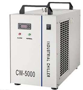 Cw-5000industriel refroidisseur d'eau refroidisseur pour machines CNC Gravure Graveur Laser/CE Ceritification