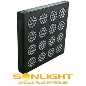 LED Apollo sonlight plus hyperled 16 (256 x 3 W) 768 W