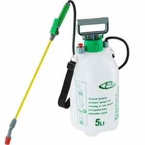 TecTake Pulvérisateur de Jardin à Pression Capacité 5 litres