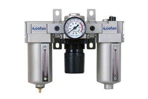 'COFAN 09000926–Filtre avec régulateur et réservoir de lubrifiant (1)