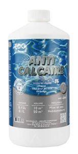 EDENEA – Anti-Calcaire Piscine et Spa EDG – Bouteille de 1 Litre