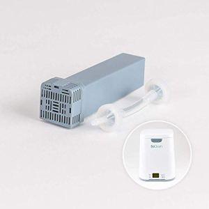 SoClean 2 Kit de Remplacement | Clapet Anti-Retour et Filtre a Cartouche | Maintient la Machine de Nettoyage Propre et Stérile | Facile a Réinstaller