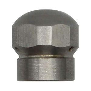 1/2″ 1/4″ 3/8″ 1/8″ buse de nettoyeur haute pression – 250bar Filetage interne – nettoyeur pour toilette / égouts / Tuyau (1/8″)