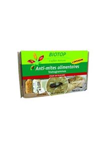 Biotop – Trichogrammes anti-mites alimentaires