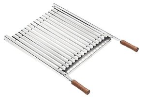 Tramontina Barbecue pour Le réseau de Barbecue à Deux Mains 79,3 (50) x 49 x 5 cm