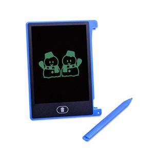 CHANNIKO-FR Écran LCD LCD de 4,4 Pouces Écran LCD Écran Écran Numérique Enfants Dessin Tablette Écriture Manuelle Portable Conseil Maison Électrique