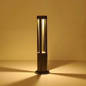 Moderne Luminaire Extérieur Lampadaire élégant Design Créatif Exterieur borne de jardin