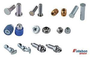 Ochoos Lot de 3 000 inserts filetés IBC 832-4/6/8/10/12 en acier inoxydable PEM standard 832-12