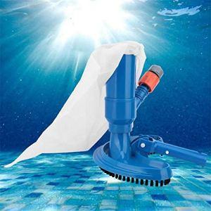 Per Mini Jet Aspirateur De Piscine Objets Flottants Outils De Nettoyage Aspiration Tête Étang Fontaine Fontaine Aspirateur Brosse Nettoyeur Piscine Aspirateur De Poche