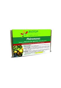 Biotop – Phéromone Mineuse des agrumes (2 capsules)