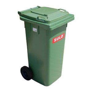 Conteneur à ordures SULO MGB 120 L, Vert (22069)