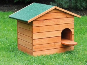 FERME DE BEAUMONT Nichoir canards en bois