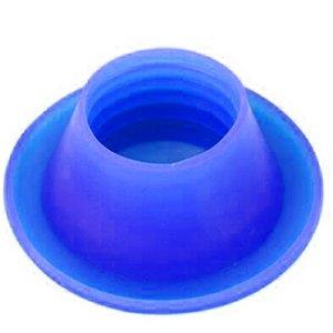 GEZICHTA Anti-Odeur Déodorant Égouts Tuyau Égouts WC Lavabo vidange Machine à Laver Pest Bouchon d'étanchéité, Bleu, Taille Unique