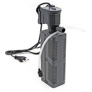 SunSun HJ-722 ECO Pompe d'aquarium d'économie d'énergie avec Tuyau d'air & Filter 600l/h 10W