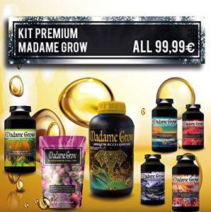 MADAME GROW ⭐️⭐️⭐️⭐️⭐️KIT Premium 7 Pack Toute la Gamme de nos nutriments pour la Marijuana ou Le Cannabis économisez jusqu'à 59 Euros