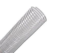 VALGARDEN tw20.25Tube Spirale Alimentaire PVC Transparent 20mm Spirale Résistant Dur Antichoc Aspiration Pompe Agriculture Irrigation Jardin puisage Industrie du bâtiment