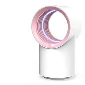 LEDMosquito Killer photocatalyseur physique intelligent maison bureau de camping en plein air lumière de moustique-Pink