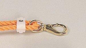 Bain pour piscine accessoire de laiton délimitation composants Corde Crochet pivotant