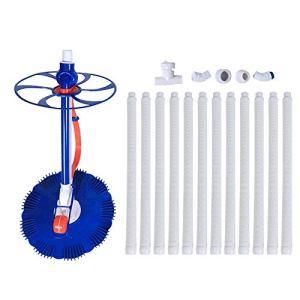 Liineparalle aspirateur pour Piscine aspirateur Automatique Piscine tête équipement de Nettoyage Piscine têtes PP matériel 60x60x75cm