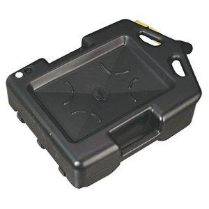 Sealey Drp09Huile/Fluide de vidange et bac de recyclage 54ltr–à roulettes