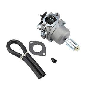 TOPINCN Remplacement de carburateur pour Briggs & Stratton Tondeuses à Gazon à Moteur 14,5hp – 21hpb Carb 796109 591731 594593