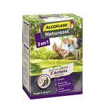 ALGOFLASH NATURASOL Engrais Gazon 3 Actions, 3 kg, AG3BIO75