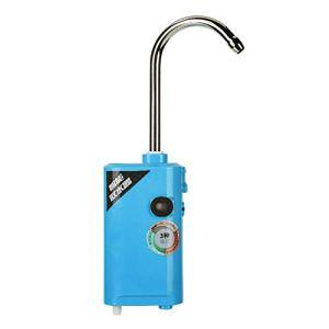 AKDSteel Mini Pompe à oxygène Portable 3 en 1 pour la pêche