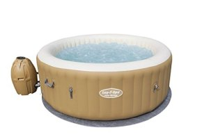 Bestway Lay-Z-Spa Palm Spring 54129 Piscine Ronde Gonflable, 963 L