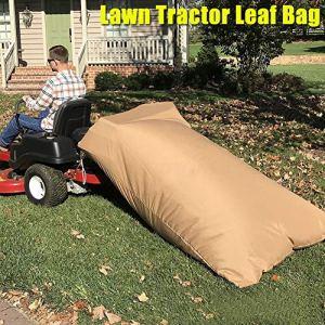 FLOX Sac pour Tracteur de pelouse – 230 x 150 cm – Tissu Oxford – Grande capacité, Pas de zéro, Voir Image, 230 * 150cm