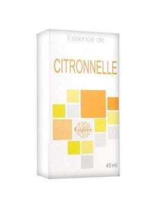 Gifrer Essence de Citronnelle 45 ml