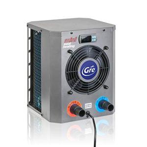 GRE HPM20 – Mini pompe à chaleur pour piscine hors sol jusqu'à 20 m3
