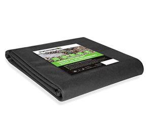 Polprotex – Tissu Non-tissé très résistant aux UV – Poids : 50 g/m² – Largeur : 1,1 m – Longueur : 10 m – 11 m²