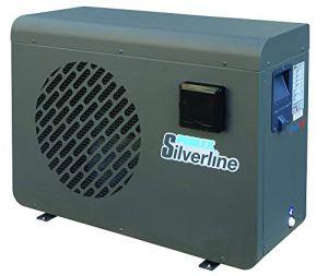 Pompe à chaleur de piscine POOLEX Silverline 15kW (2019) pour les bassins de 65 à 75m3