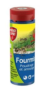 PROTECT EXPERT FOURPOUD600 Poudrage Et Arrosage 600g Lutte Contre Les Fourmis,