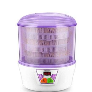 SMLZV Automatique Multi-Fonction Intelligente Sprout Germination Machine Bean ménages Choux Eau Electricité Séparation Contrôle de la température