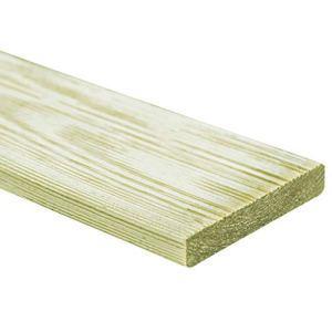 vidaXL 10x Lames de Terrasse FSC Revêtement de Plancher Sol Dalle Jardin