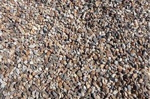 25 kg Graviers pierre 2-8 mm de Rhin Petit Caillou