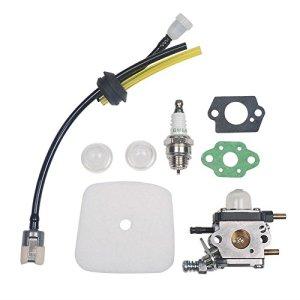 Beehive Filtre carbure TOR C1U Filtre k54a Air Fuel Line Spark Plug Kit for 2de Cycle Mantis 72227222e 7222M 722572307234724079207924Tiller/Cultivator