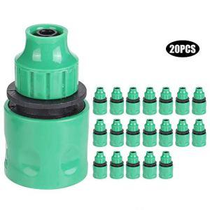 Connecteur de jardin-ABS en connecteur d'irrigation simple et facile à installer utilisé dans les espaces verts publics, le jardinage et la production de jardin