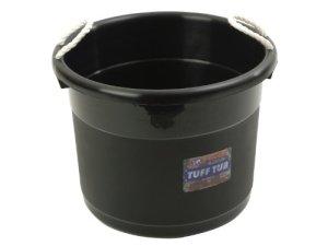 Contico Baquet polyvalent Noir 69 l