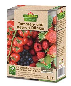 Florissa Engrais spécial pour tomates et Baies 2 kg