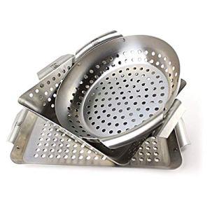 Generic Panier d'accessoires pour Panier à sket AC de qualité Professionnelle pour Barbecue Ssional-G Idéal pour Bar Mini Barbecue