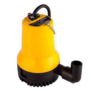 Khxypm 86 Pompe à Eau Miniature de 24V 4500L / H Pompe à Eau Submersible électrique Submersible d'étang de Piscine Sale presión