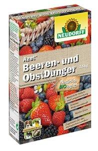 NEUDORFF azet engrais pour baies rouges 2,5 kg