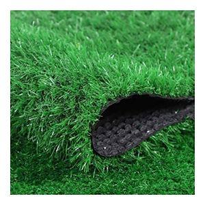 NINGWXQ Gazon Artificiel Gazon Tapis Gazon Artificiel Green Moquette D'extérieur Au Mètre Pelouse Praticable Balcon, Terrasse, Jardin, Etc (Color : B 3cm, Size : 2x7m)