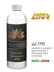 Parfum énergisantes balsamique concentré 500ml–Parfum Pour Sauna, bain turc et Hammam–Livraison immédiate
