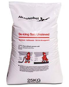 Sac de sel Décongélation Sel 25kg immédiatement Livraison